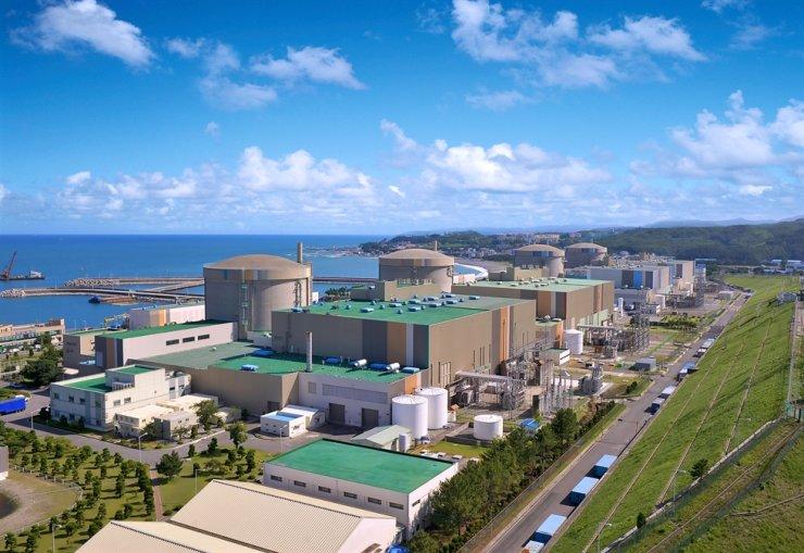 Wolsong nuclear power plants in Gyeongju's Yangnam District in North Gyeongsang Province / Courtesy of North Gyeongsang provincial government