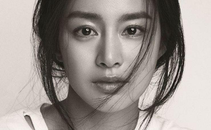 Actress Kim Tae-hee / Courtesy of Story J Company