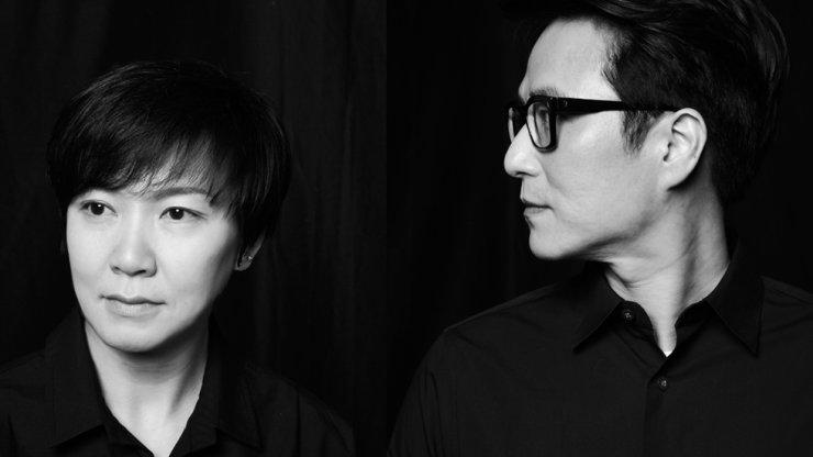 Moon Kyung-won, left, and Jeon Joon-ho / Courtesy of MMCA