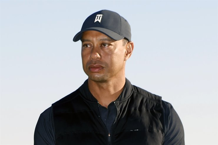 Tiger Woods / AP