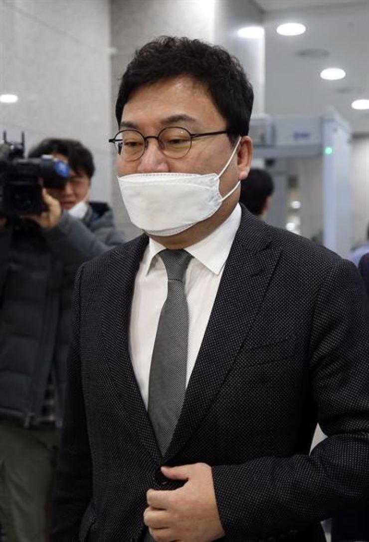 Rep. Lee Sang-jik / Yonhap