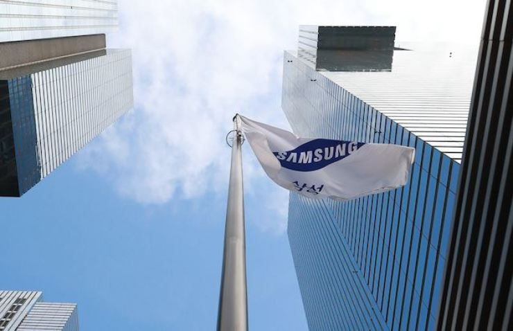 Samsung Electronics' office in Seoul's Gangnam District / Yonhap