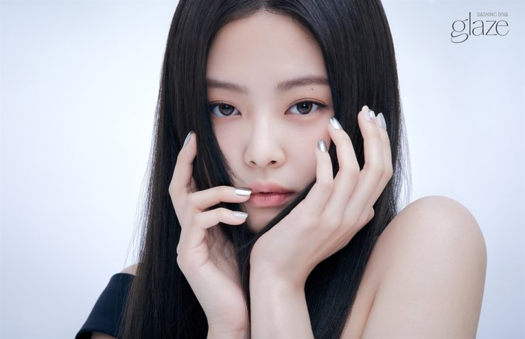 BLACKPINK's Jennie is the new model for Dashing Diva. Courtesy of Dashing Diva