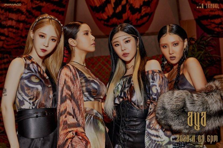Mamamoo / Korea Times file