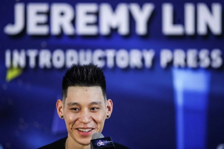 Former NBA player Jeremy Lin of the U.S. has spoken out about anti-Asian racism in the US. AFP