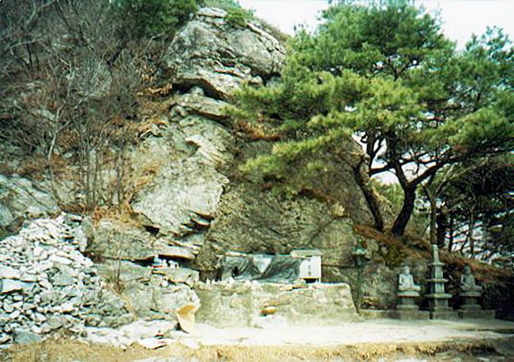 A view of Mount Gyeryong in 2010 / Courtesy of David Mason