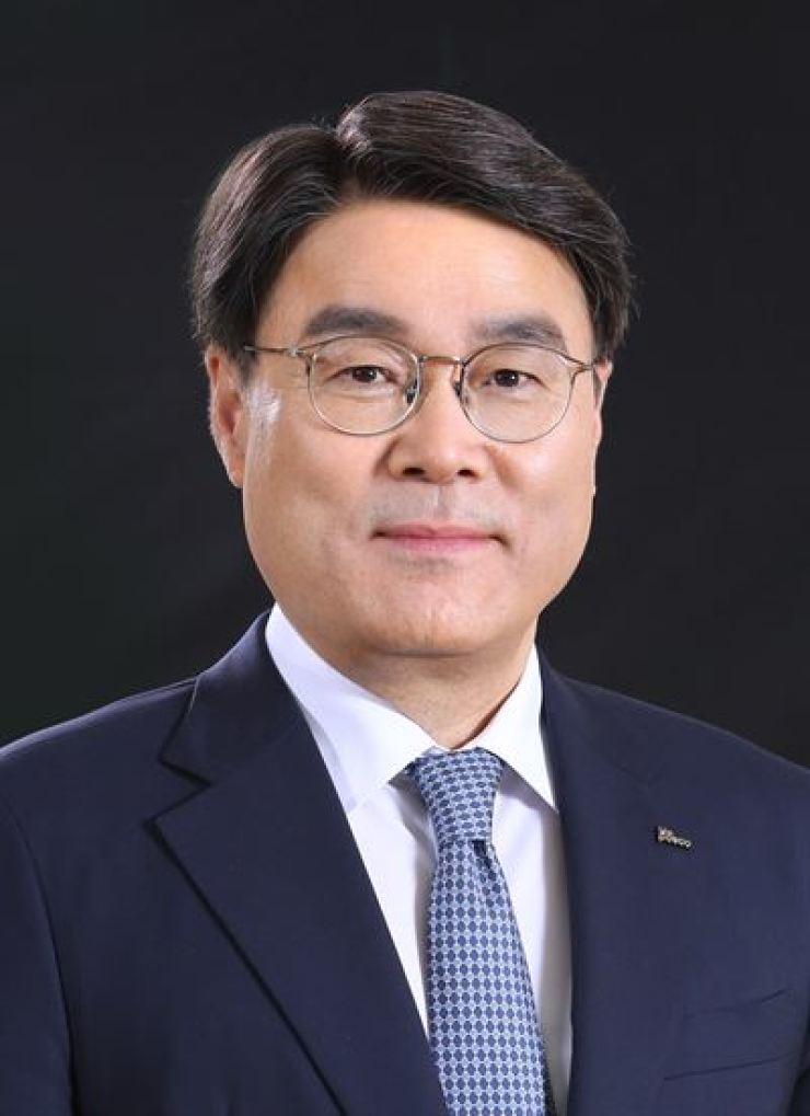 POSCO Chairman Choi Jeong-woo / Courtesy of POSCO