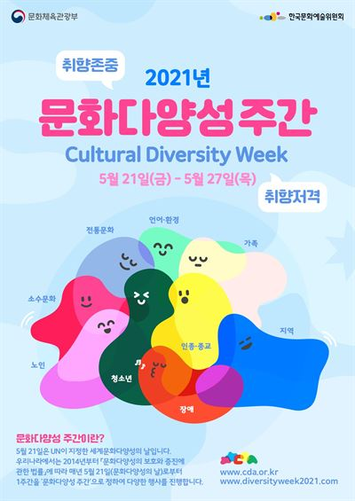 Guest curators including authors Kim Cho-yeop, Chung Se-rang and film director Leekil Bo-ra will introduce films with inclusive representation on the streaming platform Watcha in celebration of Cultural Diversity Week 2021. Courtesy of Watcha