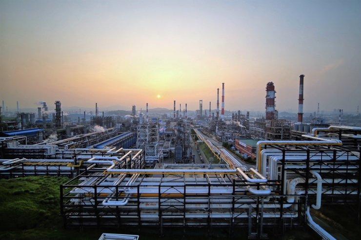 SK Innovation's Ulsan factory / Courtesy of SK Innovation
