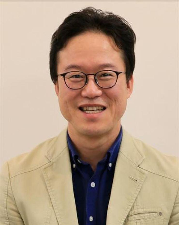 Webtoon Entertainment CEO Ken Kim / Courtesy of Naver