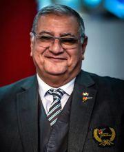 Former World Taekwondo Vice-President Gen. Ahmed Fouly / Courtesy of World Taekwondo