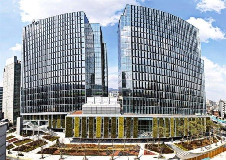 Daewoo Engineering & Construction (Daewoo E&C) headquarters in Seoul / Courtesy of Daewoo E&C