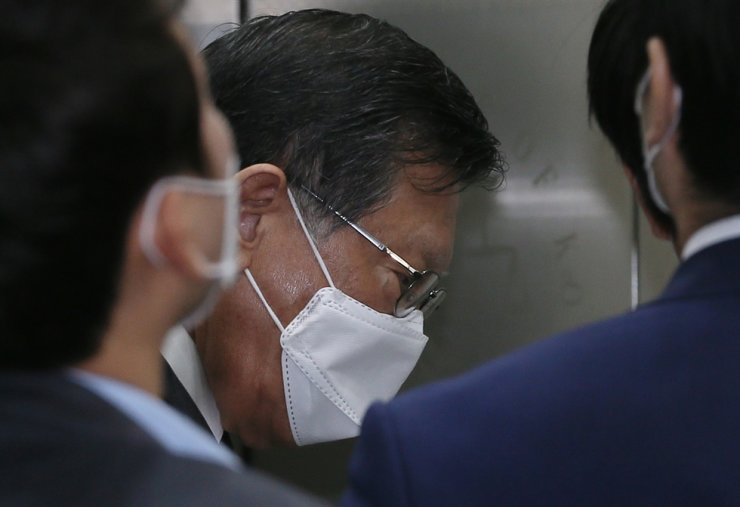 Former Kumho Asiana Group Chairman Park Sam-koo / Yonhap