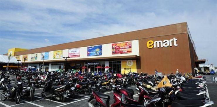 E-mart's discount store in Go Vap, Vietnam / Korea Times file