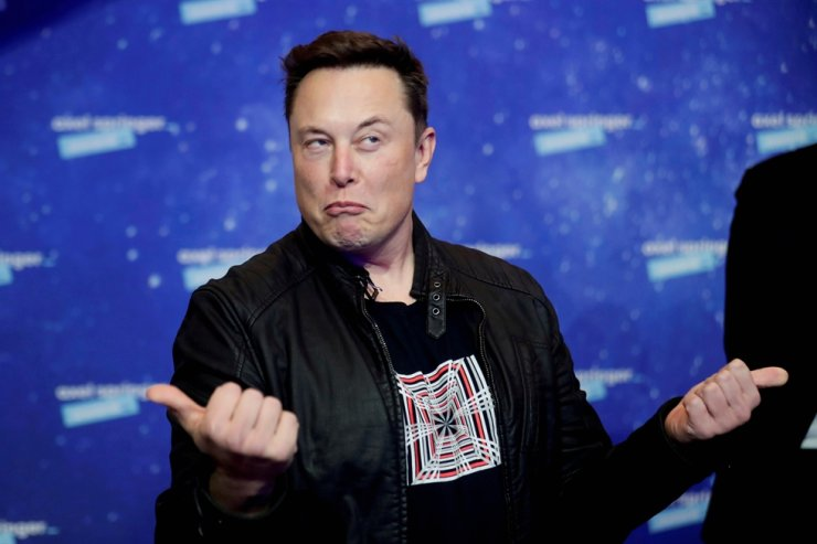 SpaceX owner and Tesla CEO Elon Musk / Reuters-Yonhap