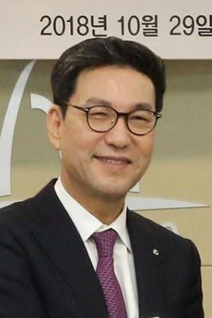 Former GS Retail President Cho Yoon-sung