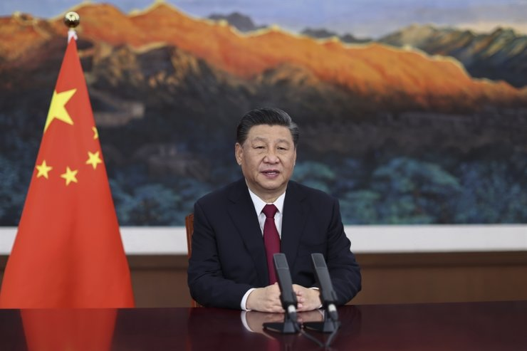 Chinese President Xi Jinping / AP-Yonhap