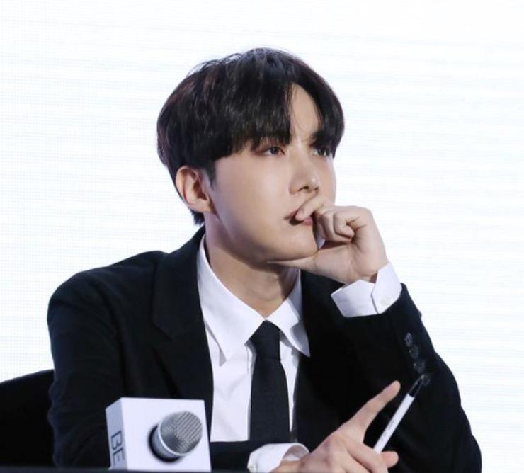 j-hope, a member of K-pop boy band BTS / Courtesy of HYBE
