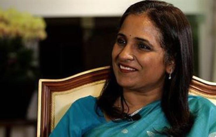 Indian Ambassador to Korea Sripriya Ranganathan