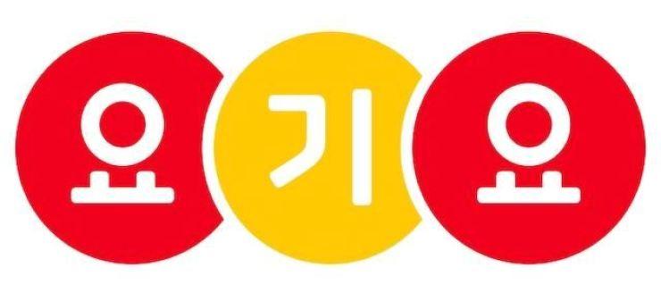 Yogiyo's corporate logo / Korea times file
