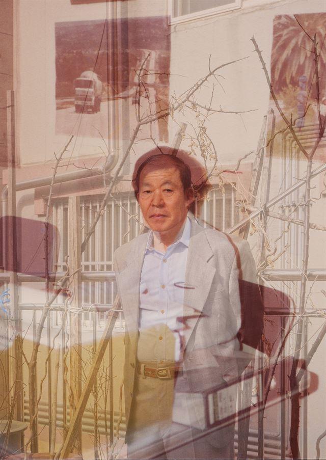 Cho Duck-hyun's 'Underground Elegy 1' (2021) / Courtesy of SeMA