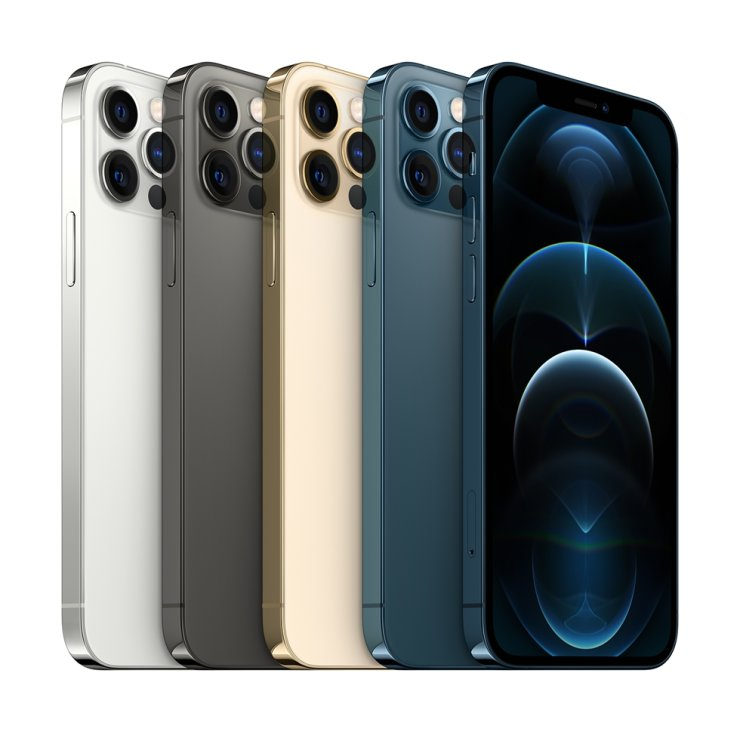 Photo of iPhone 12. Samsung Electro-Mechanics is set to supply its RF PCBs to the new iPhone 13 scheduled to be released in the latter half of this year. Courtesy of Apple Korea