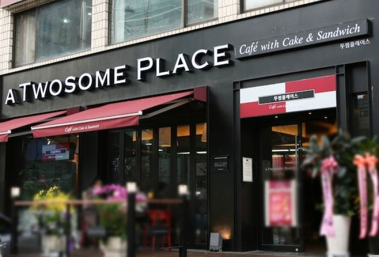 A Twosome Place store located in Seoul / Korea Times file