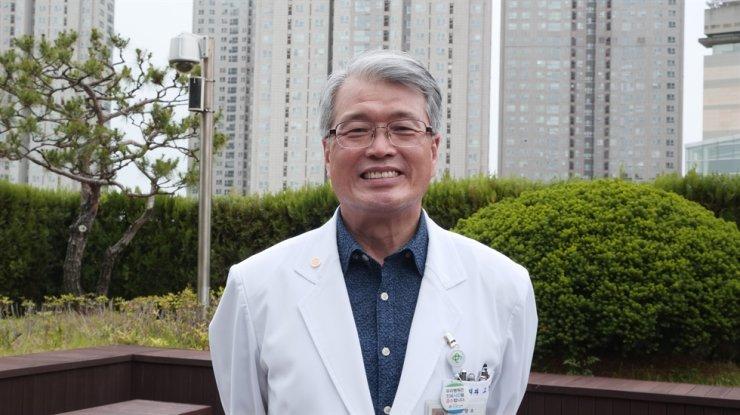 Prof. Ko Young-cho / Courtesy of LG Foundation