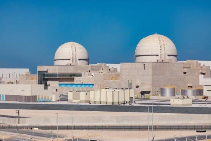 Doosan Heavy Industries & Construction, the nuclear plant arm of Doosan Group, was a part Korea's first overseas nuclear plant project, Barakah Nuclear Energy Plant in the United Arab Emirates. Korea Times file