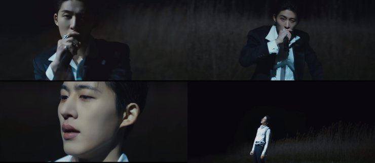 Singer B.I will release first full-length album 'WATTERFALL' on June 1. Courtesy of 131LABEL