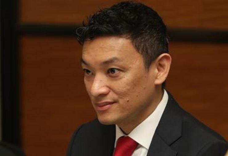 Moody's Investors Service Senior Vice President Christian de Guzman / Yonhap