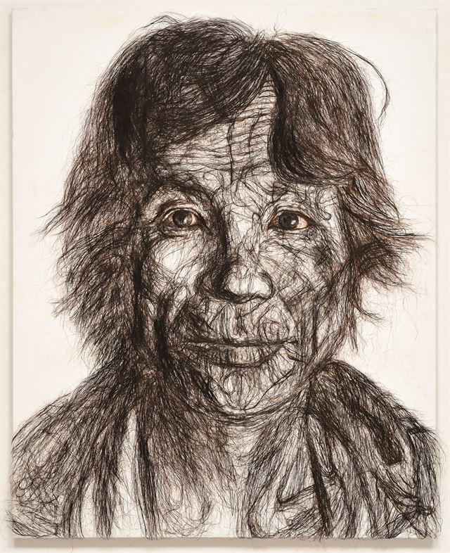 'Hwangji 330' (1981) by Hwang Jai-hyoung / Courtesy of MMCA