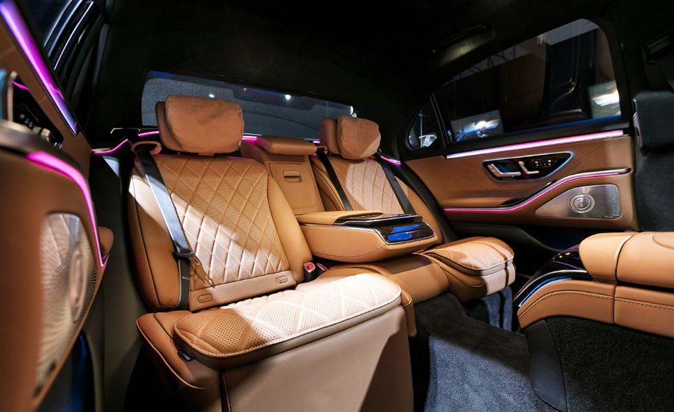 Mercedes-Benz S-Class / Courtesy of Mercedes-Benz Korea