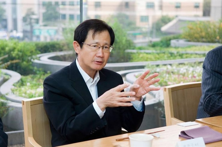Kumho Petrochemical Group Chairman Park Chan-koo