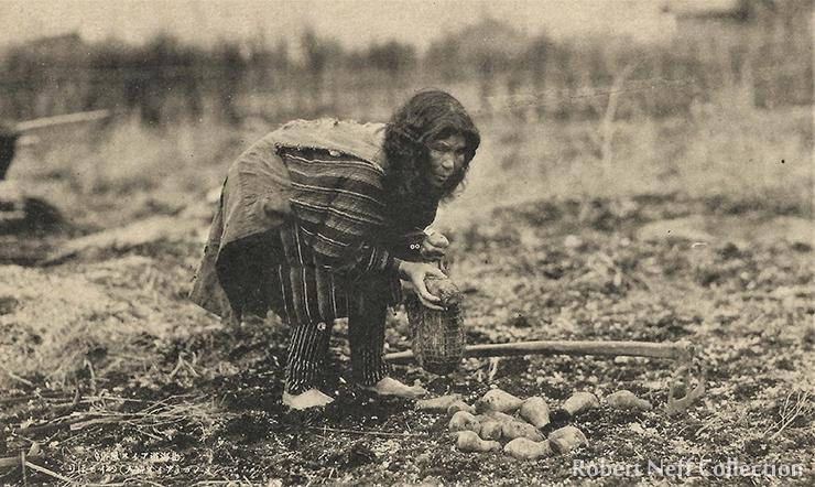 Hakodate in 1897 / Public domain
