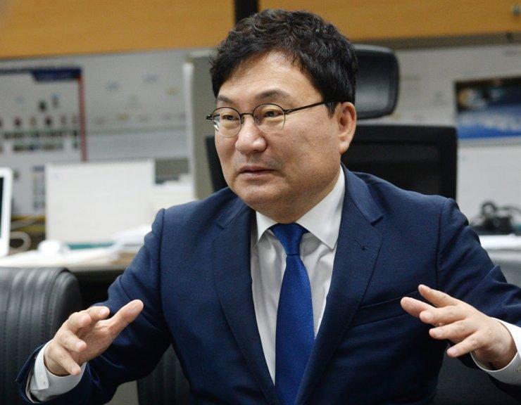 Rep. Lee Sang-jik / Korea Times file