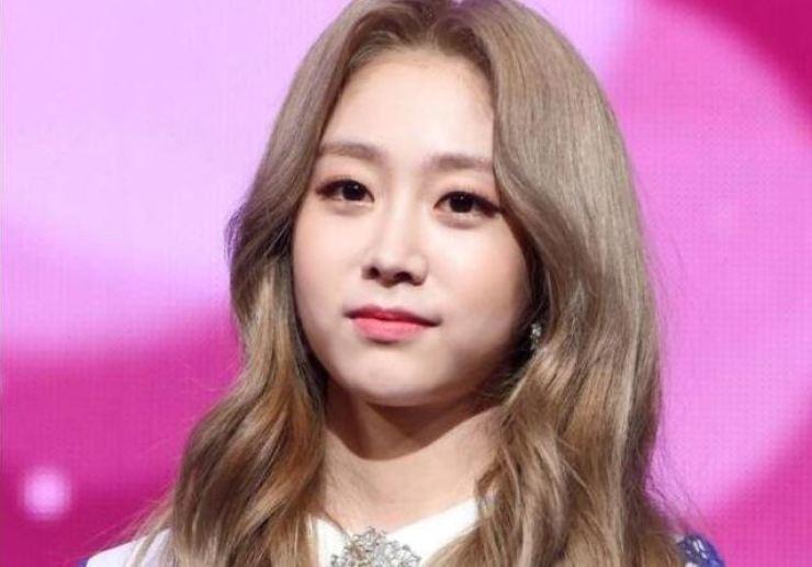 Jisoo of K-pop girl group LOVELYZ / Courtesy of Woollim Entertainment