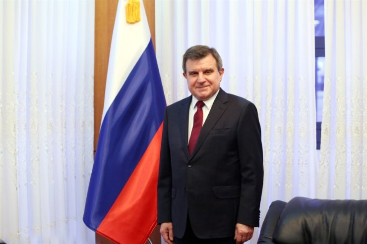 Russian Ambassador to Korea Andrey Kulik / Courtesy of Embassy of Russia in South Korea