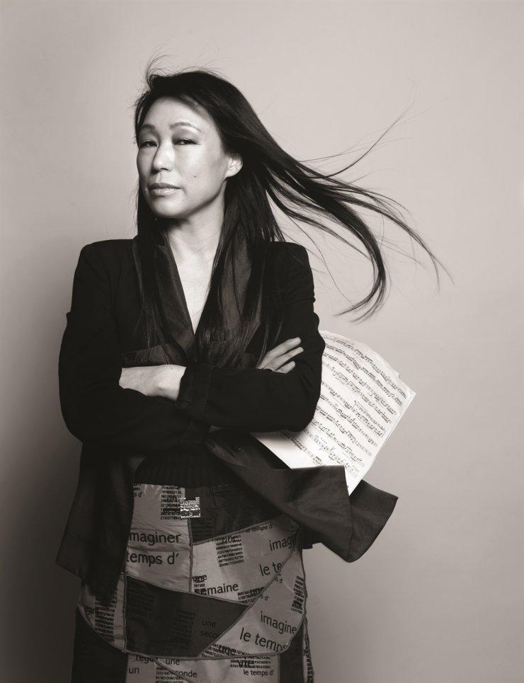 Composer Chin Un-suk / Courtesy of Chin Un-suk