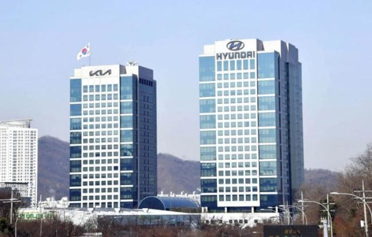 Hyundai Motor and Kia Corp. headquarters in Seoul / Courtesy of Hyundai Motor Group