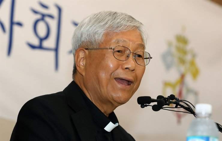 Bishop Lazzaro You Heung-sik, who was named the new prefect of the Congregation for the Clergy of the Holy See, said Saturday that he would make efforts to arrange a visit to North Korea by Pope Francis if he was given the role to do so. Yonhap