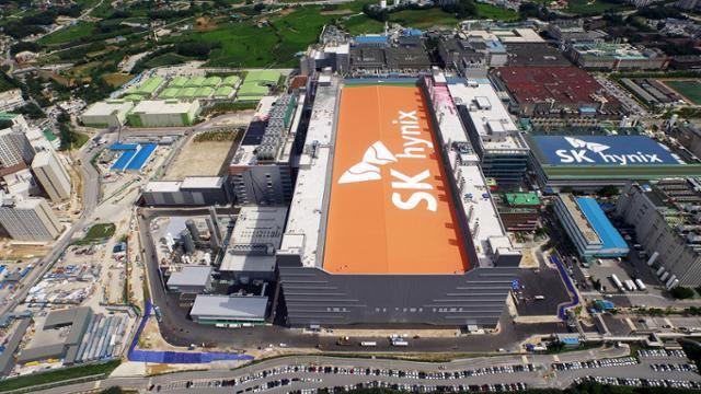Samsung Electronics' chip plant in Pyeongtaek, Gyeonggi Province / Courtesy of Samsung Electronics