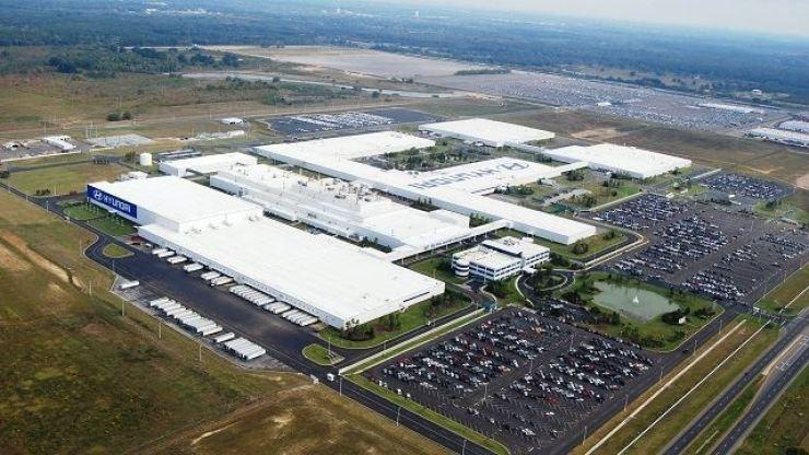 Hyundai Motor's plant in Alabama, the U.S. / Courtesy of Hyundai Motor