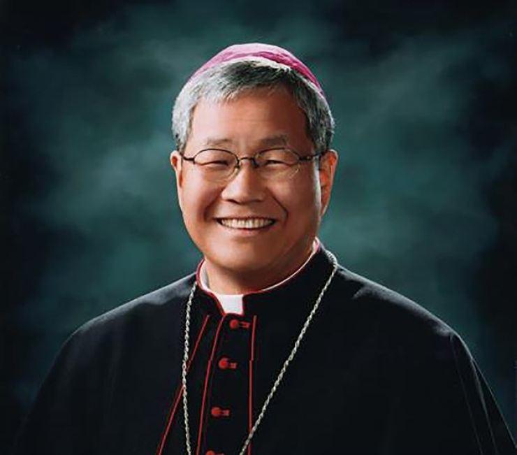 Bishop Lazzaro You Heung-sik / Yonhap