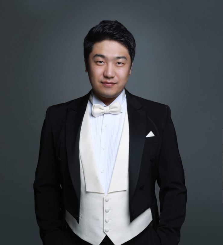 Baritone Kim Gi-hoon / Courtesy of TLi Art Center