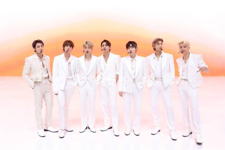 BTS / Courtesy of Big Hit Music
