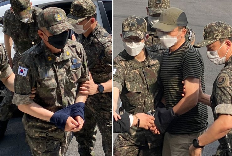 Two Air Force noncommissioned officers have been arrested for allegedly trying to persuade a female subordinate, who later took her own life, to drop a sexual harassment complaint, officials said Saturday. Yonhap