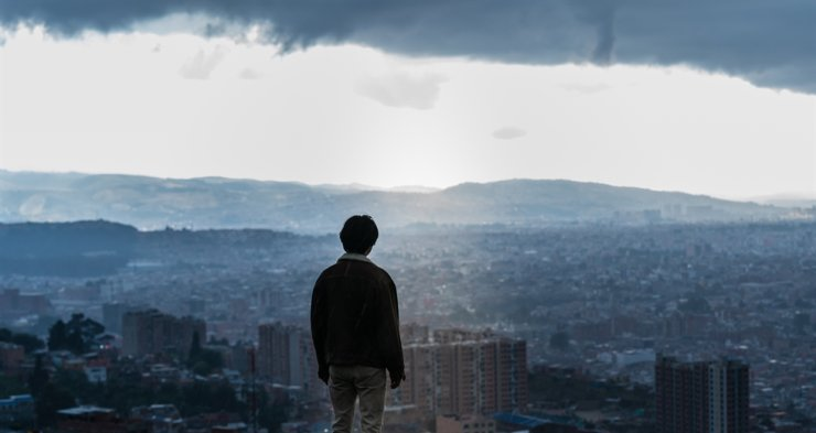 A scene from 'Bogota: City of the Lost' / Courtesy of Megabox Plus M