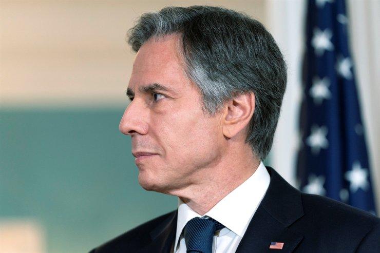 U.S. Secretary of State Antony Blinken / Reuters