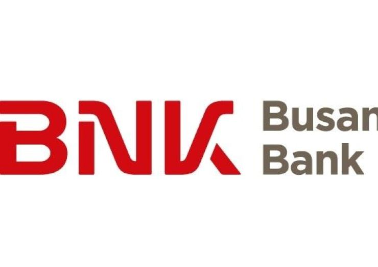 Busan Bank's logo